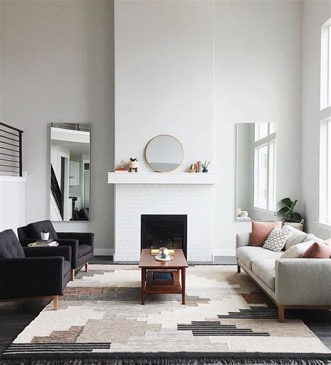 west elm living room home decor pinterest best 25 west elm rug ideas on pinterest mid century