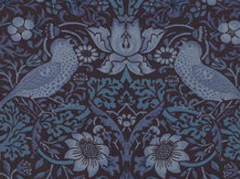 William Morris Quilting Fabric william morris brackman liberty style floral birds cotton quilting fabric moda mo16