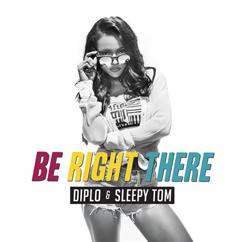 Be Right There Diplo Sleepy Tom | karrueche tran on diplo cover art what s she wearing to