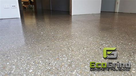 Flooring Environment by Living On Concrete Floors Eco Grind