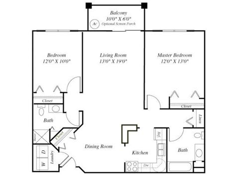 river place floor plan riverplace rentals la crosse wi apartments