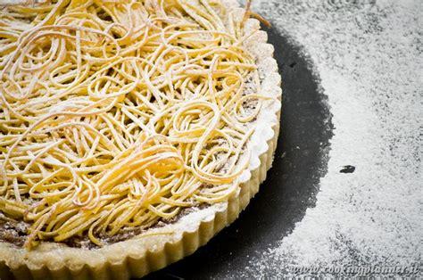 torta dura mantovana torta di tagliatelle di cucina ferrarese