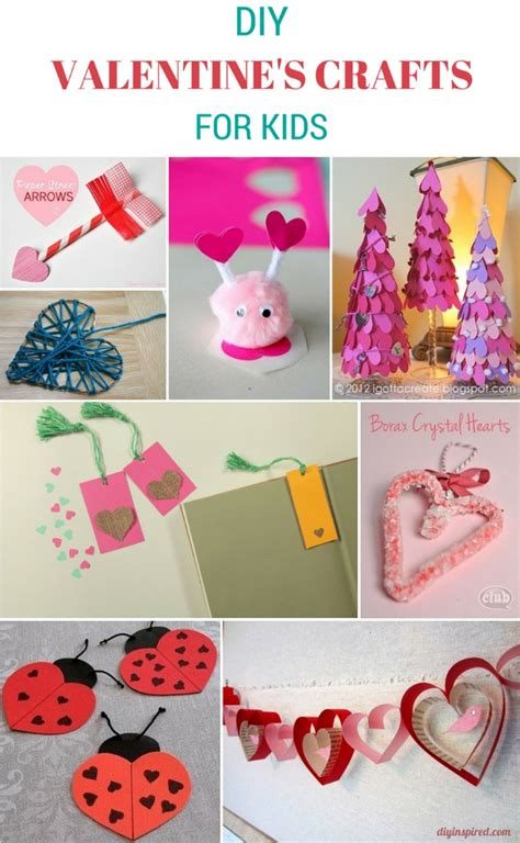 diy valentines crafts for diy s crafts for home abroad