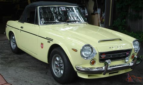datsun roadster 1969 datsun roadster sports 2000 excellent condition