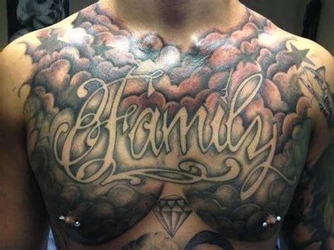 cloud chest tattoos cloud designs chest tats