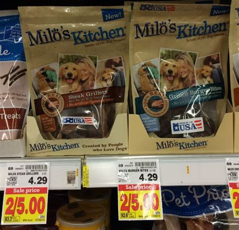Milo S Kitchen by Free Milo S Kitchen Home Style Treats At Kroger