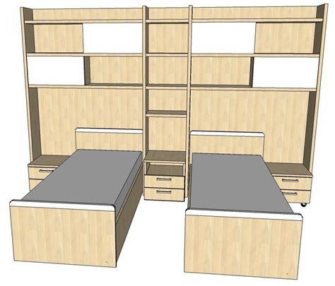 libreria rozzano libreria in legno realizzata su misura marzorati camerette