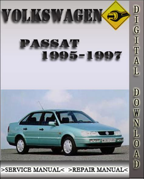 service manual service and repair manuals 1995 volkswagen passat on board diagnostic system