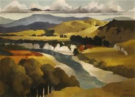 Landscape Paintings New Zealand Wool Artist Nz Taupo New Zealand Leanne Clarry Sheep