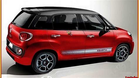 Fiat 500l Abarth fiat 500l abarth