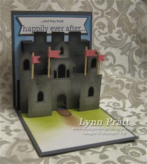 pop up card castle template st n design castle pop up card