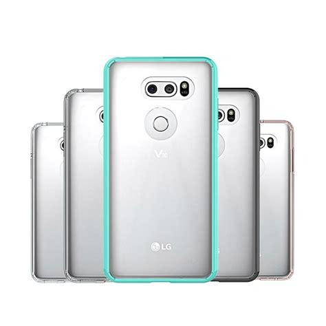 Lg V30 Casing Back Kasing Custom Desain for lg v30 hybrid soft tpu bumper clear pc back cover for lg v30 design cell phone
