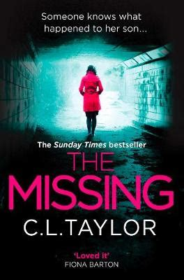 missing a gripping crime thriller that will you hooked books the missing by c l waterstones