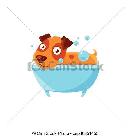 nehmen junger hund blase wanne bad tub junger hund