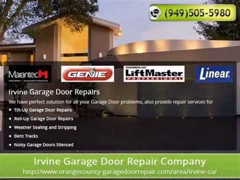Garage Door Repair Irvine Ca Installation Openers 949 Irvine Garage Door Repair