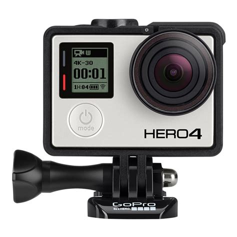 Jual Gopro 4 Black Set gopro hero4 black standard set 4k 30 fps bike24