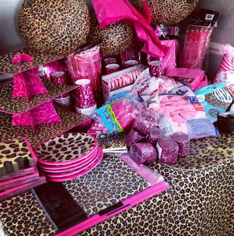 Pink Leopard Baby Shower Theme by Leopard Baby Shower Ideas Baby Ideas