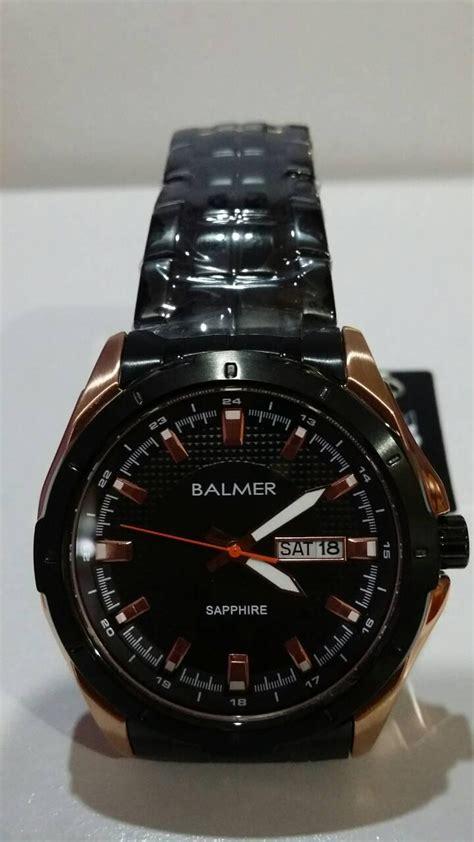 Jam Tangan Balmer Malaysia balmer 7799g brg 48 100 original cermin