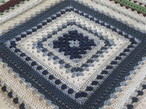 free pattern granny square afghan giant granny square by daria nassiboulina free pattern