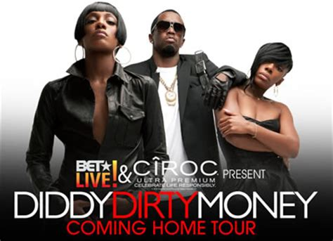 diddy money coming home clean