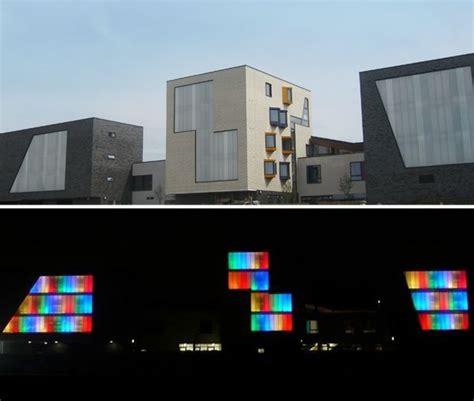 iluminacion arquitectura fachada trasl 250 cida iluminacion led luz en la