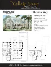 Elberton Way House Plan