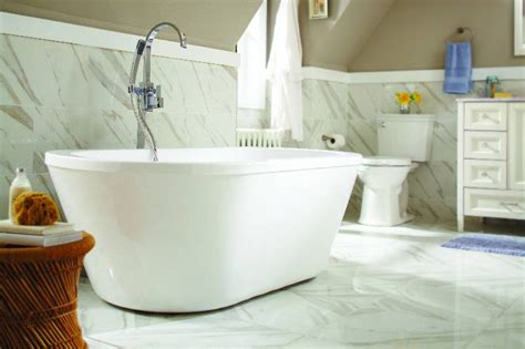 diy resurface bathtub diy bathtub refinish or replacement the home depot community