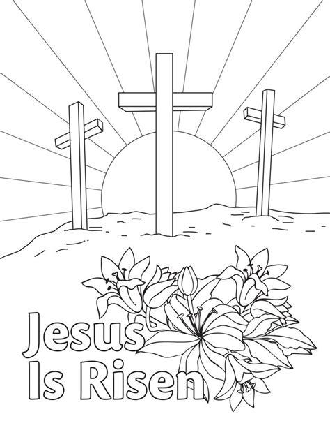 free printable easter coloring pages for sunday school 33 best images about coloring pages on