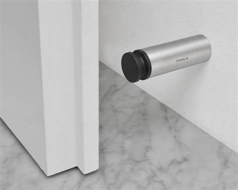 wall mounted entry blomus entra door stop wall mounted gr shop canada
