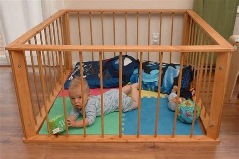 play pens how to build a baby playpen just between you and us