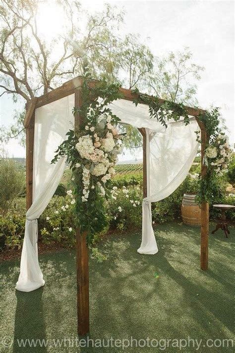Wedding Arch Blueprint by 25 Best Ideas About Rustic Wedding Arches On