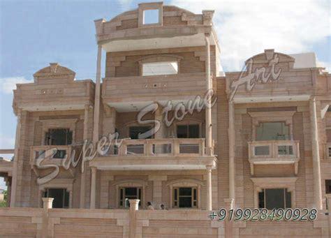 chokhat design front elevation designs jodhpur sandstone jodhpur stone