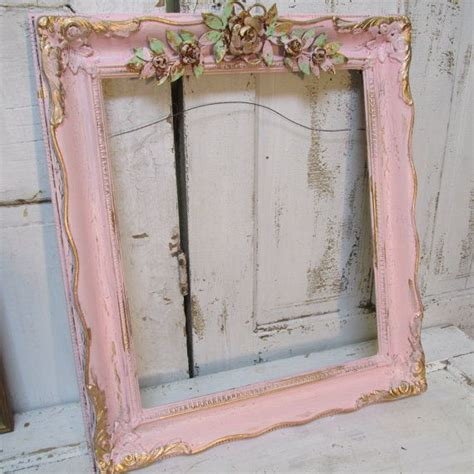 shabby chic picture frame 1000 ideas about metal picture frames on