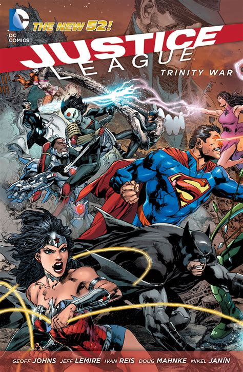 trinity hc vol 1 justice league trinity war collected dc database fandom powered by wikia