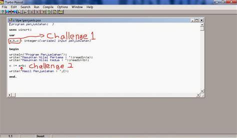 membuat program html membuat program kalkulasi pada pascal double r