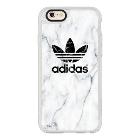 Adidas Logo Iphone 6 Plus 6s Plus Cover shockproof 360 silicone protective clear cover for apple iphone 8 plus 7 6s iphone