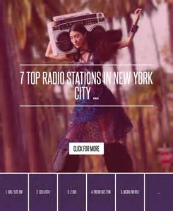 best radio station in 7 top radio stations in new york city