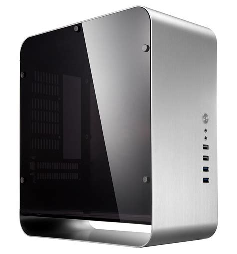 best mini itx chassis cooltek unveils umx1 plus mini itx chassis techpowerup