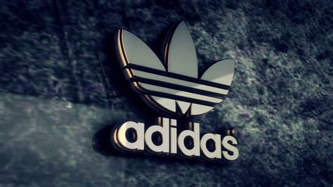 adidas logo animation   element