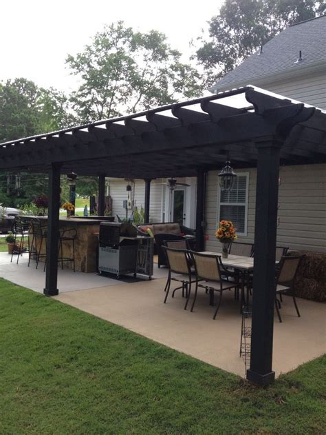patios with pergolas outdoor patio ideas best outdoor patio