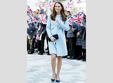 kate-middleton-blue-coat   Celeb Dirty Laundry Kate Middleton Wedding Party