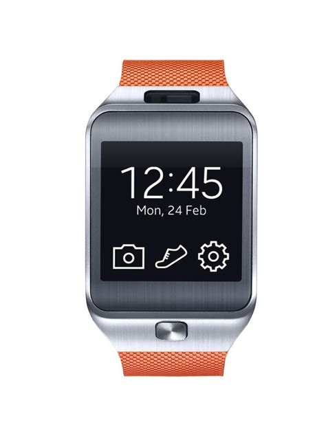 Smartwatch Samsung Gear 2 Samsung Gear 2 And Gear 2 Neo Smartwatch