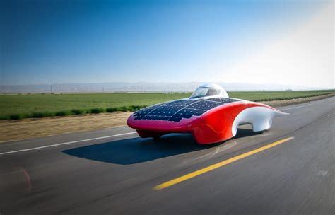 new solar car luminos stanford s solar car cleantechnica