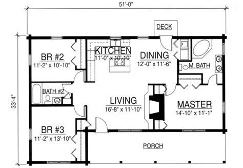 2 Bedroom Log Cabin Floor Plans 2 Bedroom Manufactured 2 Bedroom Chalet Floor Plans