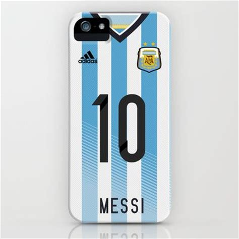 Lionel Messi T Shirts Iphone 6 6s Custom world cup 2014 argentina messi shirt style iphone ipod by diego tirigall messi shirt