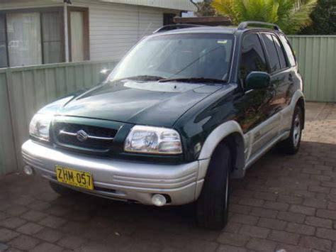 Suzuki Grand Vitara 1999 Review Suzuki Grand Vitara 1999 2005 Reviews Productreview Au