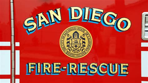 san diego adoption san diego firefighters respond to 75 water rescues times of san diego