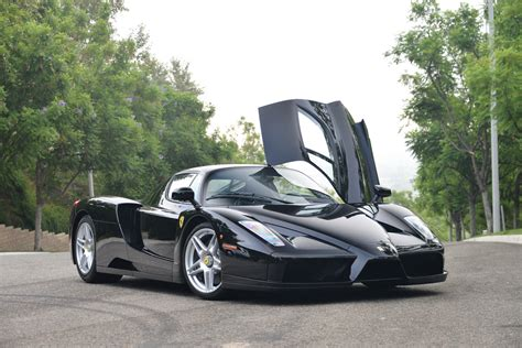 Black Ferrari Enzo For Sale In The Us At 3 400 000 Gtspirit
