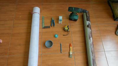 langkah2 membuat hidroponik pertanian cara hidroponik membuat pipa vertikal kultur