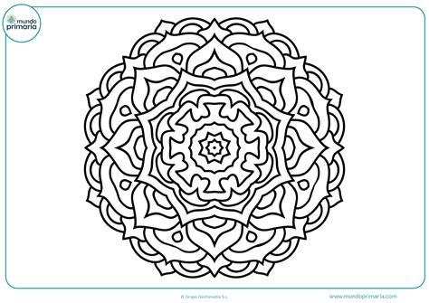 imagenes de mandalas con venecitas dibujos de mandalas para colorear mundo primaria